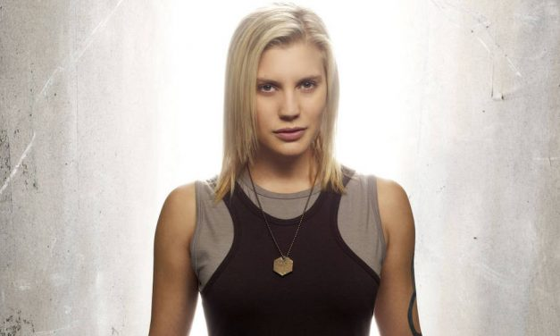 Geek Girl Authority Crush of the Week: STARBUCK