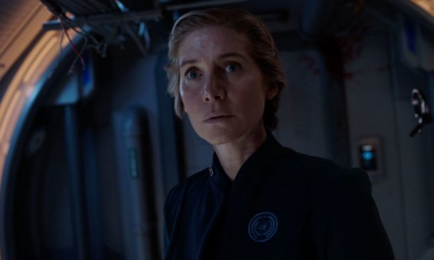 THE EXPANSE Recap: (S03E11) Fallen World
