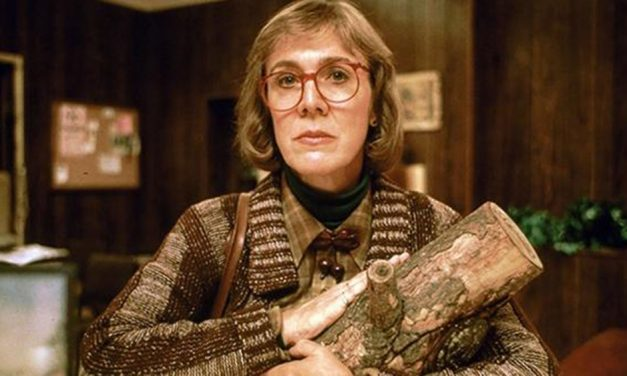 The Log Lady Is Getting Her Own Documentary