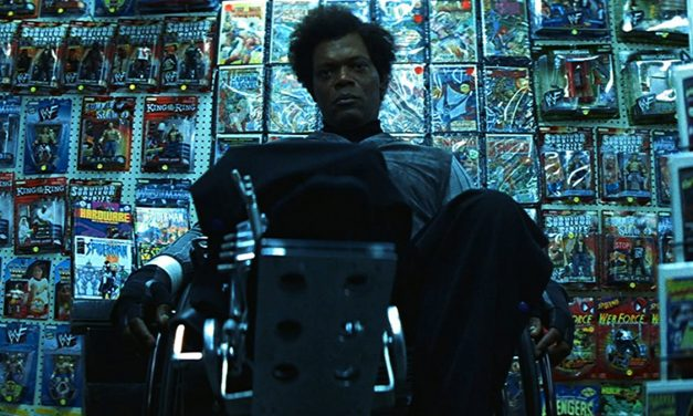 GLASS and HALLOWEEN Coming To Hall H at SDCC 2018