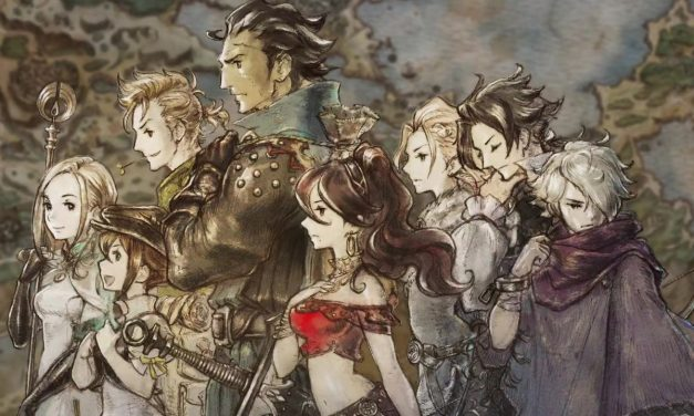 E3 2018: OCTOPATH TRAVELER Will Take Players on Eight Epic Adventures