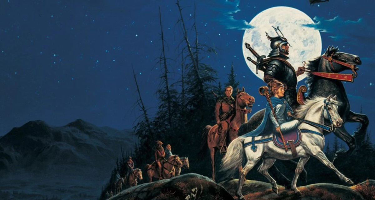 THE WHEEL OF TIME Series Casts an Aes Sedai and Two Warders