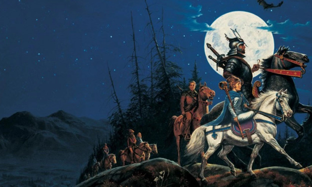 THE WHEEL OF TIME Set Photo Reveals a Pre-Bel Tine Emond's Field