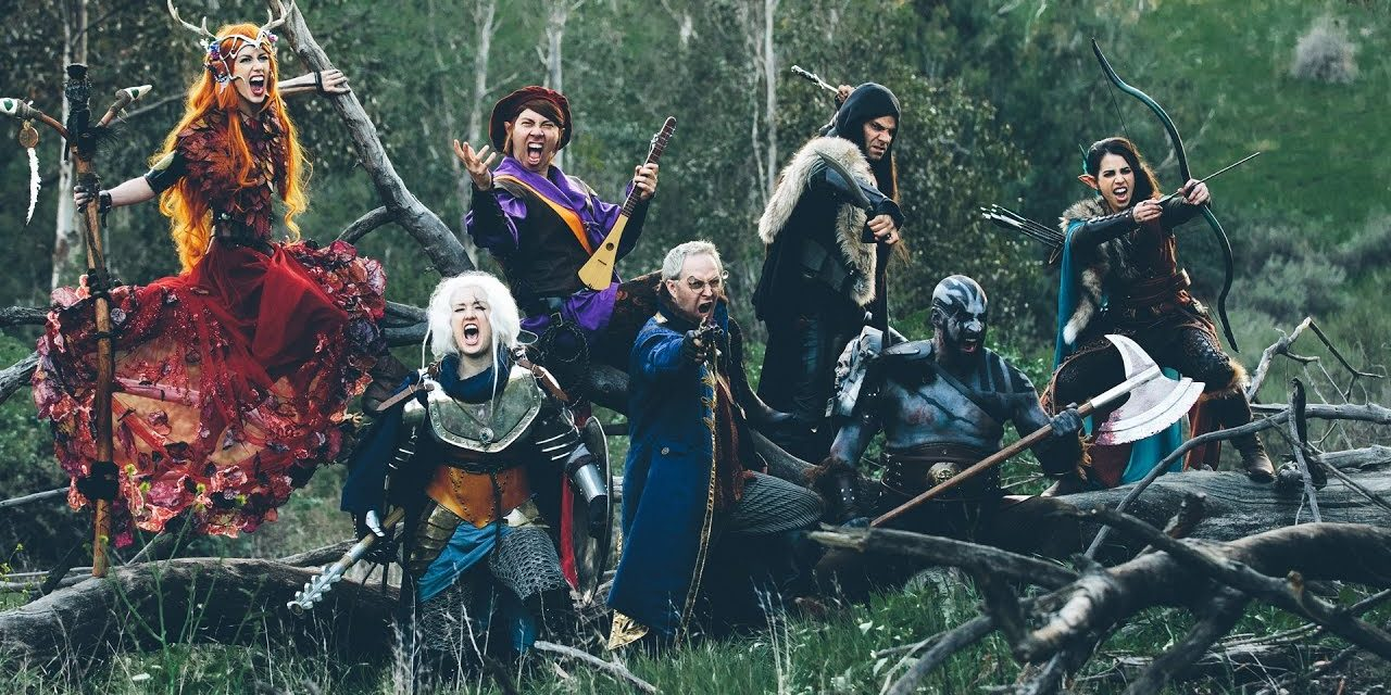 SDCC 2018: Big News for CRITICAL ROLE Vox Machina: Origins Comic Book Series