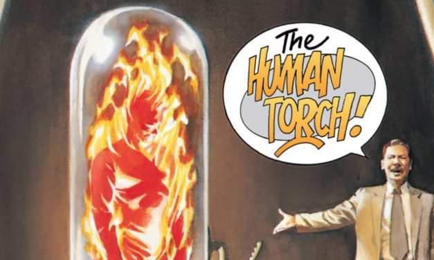 Kistler's Nerdy Love Letters: The Original Human Torch