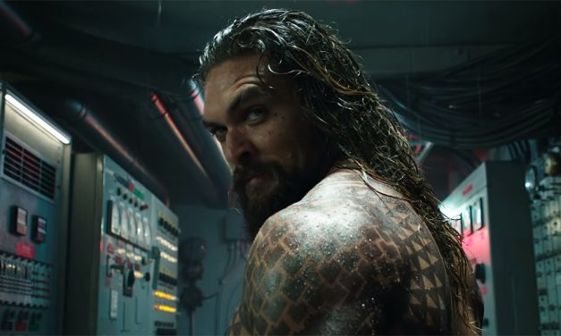 SDCC 2018: AQUAMAN Trailer Delivers Fun to the Seven Seas