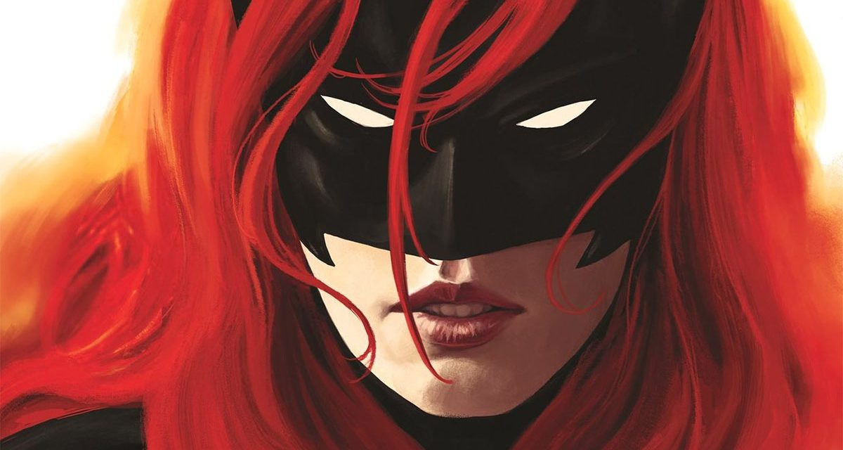Batwoman Is Getting Her Own Series on The CW