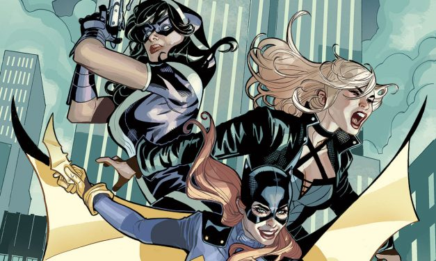 BIRDS OF PREY Adds Notable Gotham Heroines
