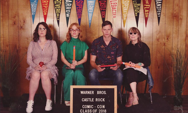 SDCC 2018: Stephen King Rings Our Bell at the CASTLE ROCK Panel