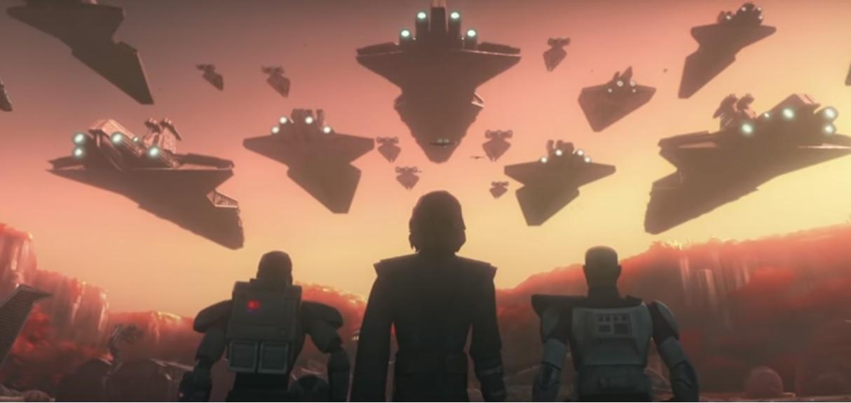 D23 2019: THE CLONE WARS Season 7 Gets a Premiere Date