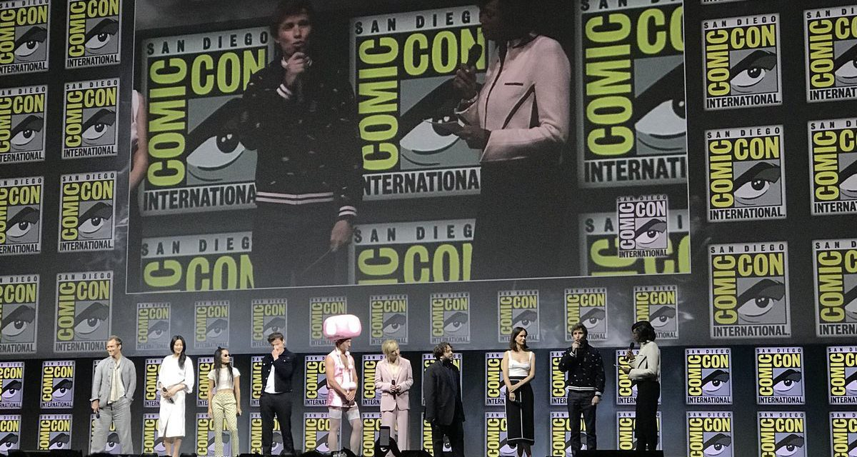 SDCC 2018: FANTASTIC BEASTS: THE CRIMES OF GRINDELWALD Brings Magic to Hall H