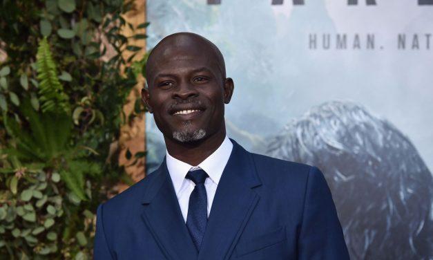 SHAZAM! Has Found It's Wizard in Djimon Hounsou
