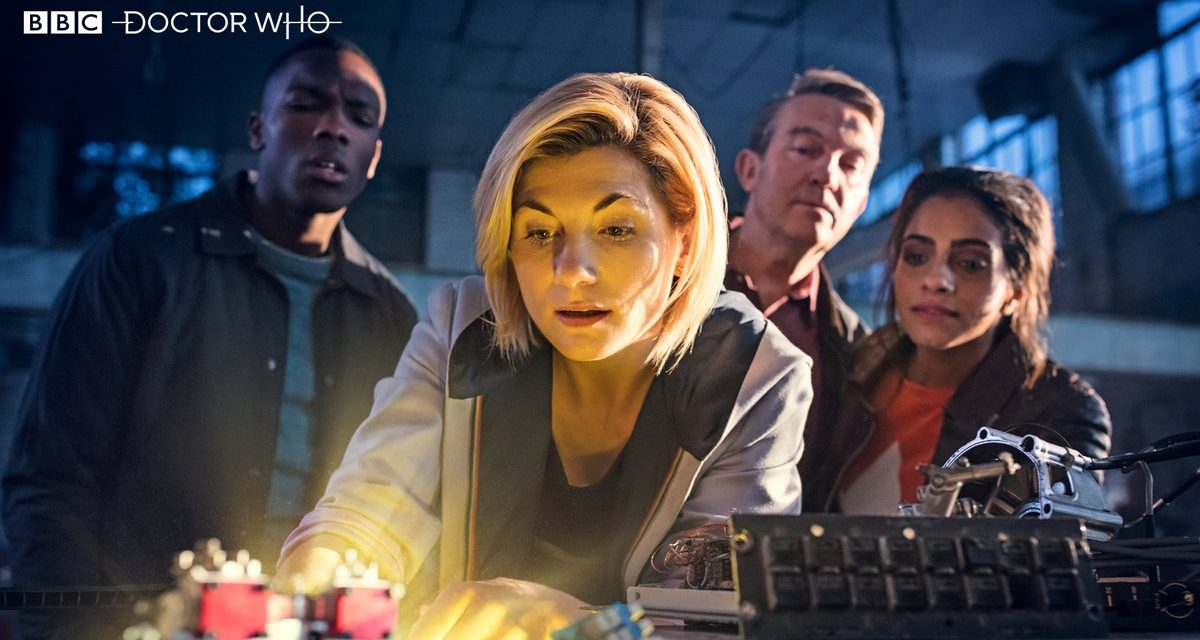 NYCC 2018: DOCTOR WHO Fans Will Watch Season 11 Premiere Live with The Doctor and the World
