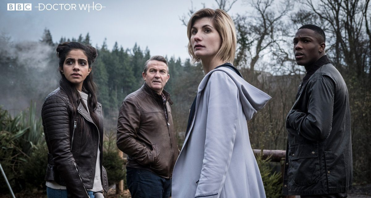 BBC America's 13 Days of DOCTOR WHO Counts Down to Jodie Whittaker