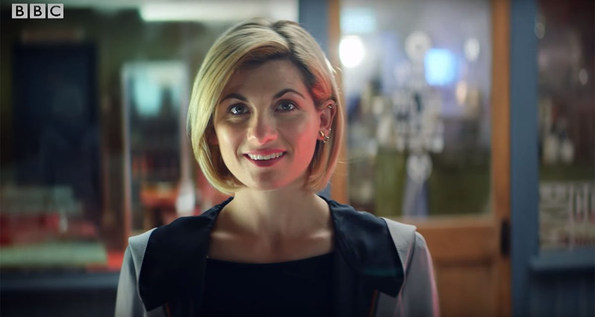 Geek Girl Authority Crush of the Week: THE 13TH DOCTOR