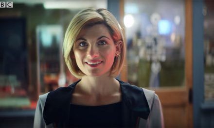The Universe Is Calling in the New DOCTOR WHO Teaser