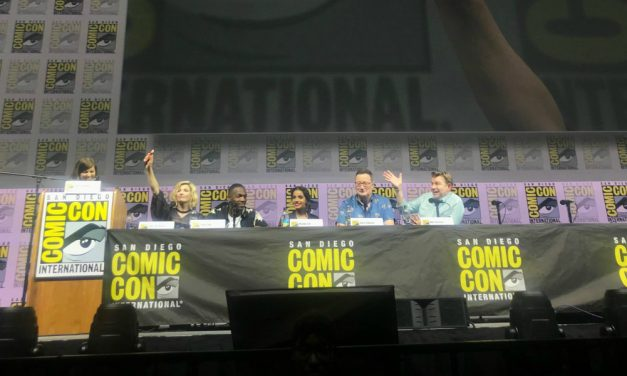SDCC 2018: DOCTOR WHO Panel (Yes – There's a Trailer!)