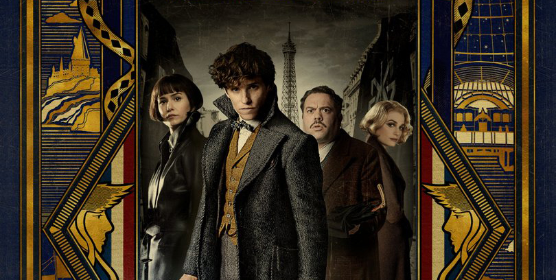 SDCC 2018: FANTASTIC BEASTS: THE CRIMES OF GRINDELWALD Releases New Poster Ahead of Panel