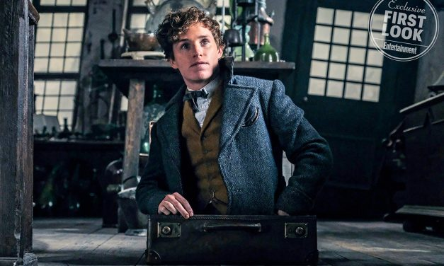 "FANTASTIC BEASTS: THE CRIMES OF GRINDELWALD Is ""Darker"""