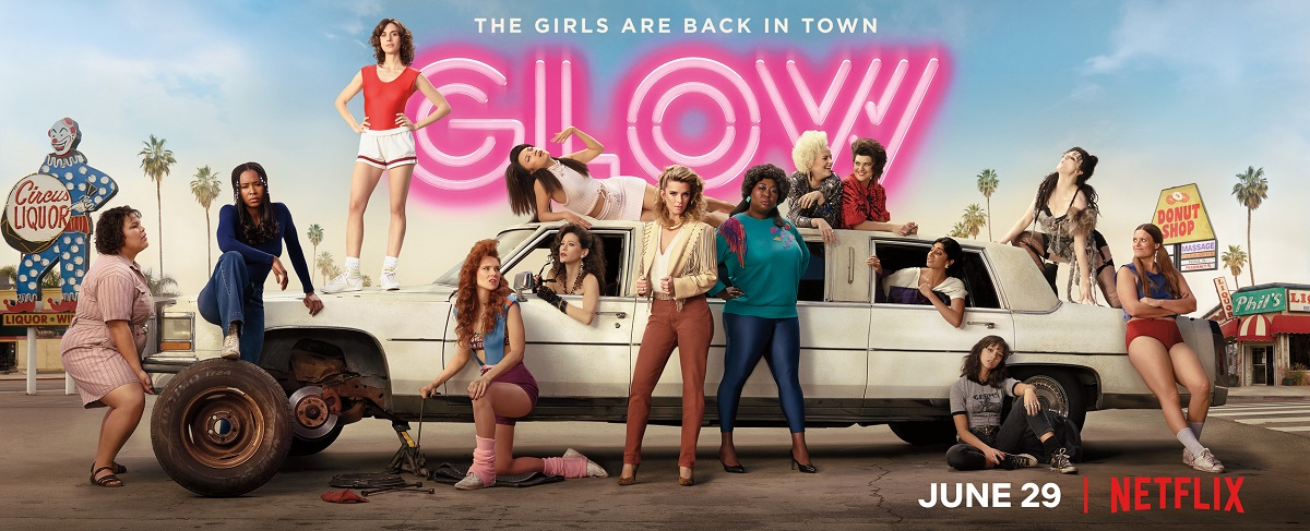 Netflix's GLOW Season Two Review: They Are Women, Hear Them Roar