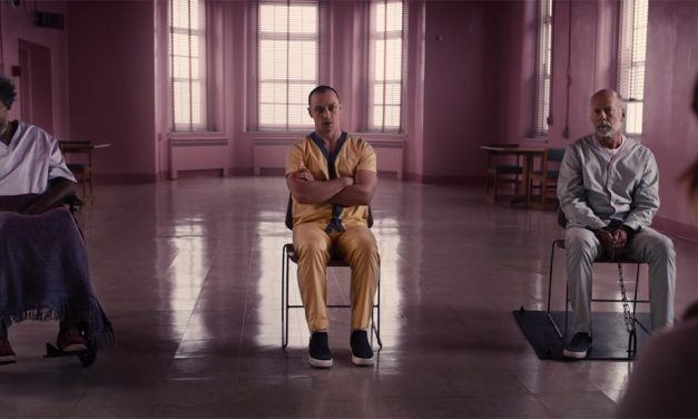 SDCC 2018: GLASS Trailer Brings the Extraordinary Together