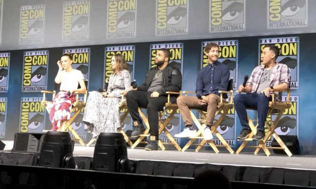 SDCC 2018: GODZILLA: KING OF THE MONSTERS Panel Shares Excitement for Kaiju