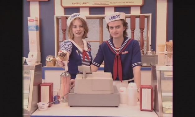 STRANGER THINGS 3 Reveals New Setting in Starcourt Mall Teaser