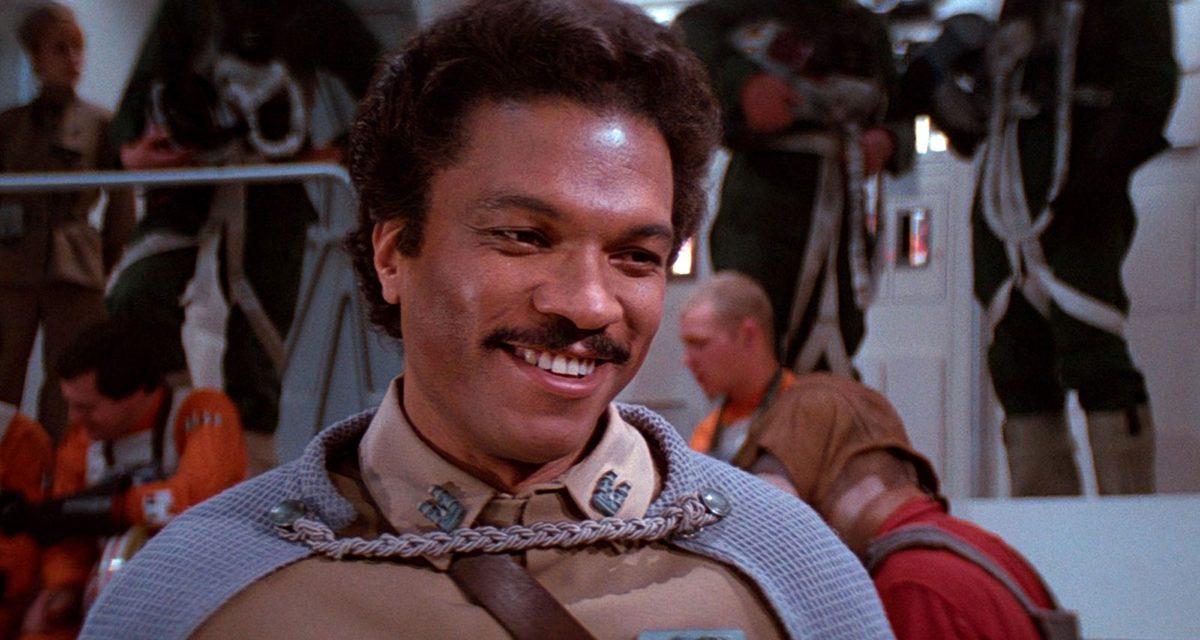 Billy Dee Williams Returns to the Galaxy Far, Far Away!