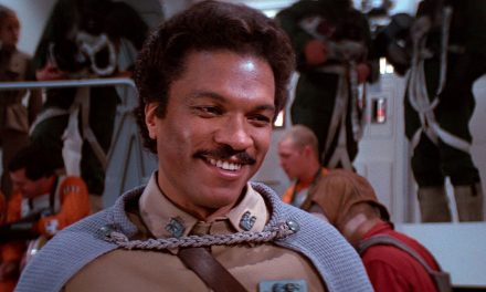 Billy Dee Williams Returns to the Galaxy Far, Far Away!