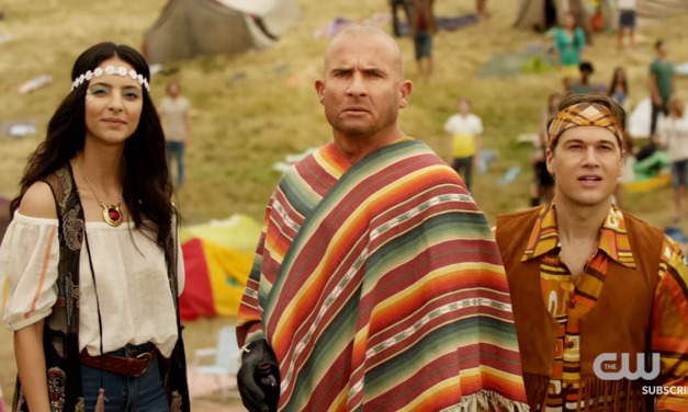 SDCC 2018: DC's LEGENDS OF TOMORROW Wants More Magic in Season 4 Trailer