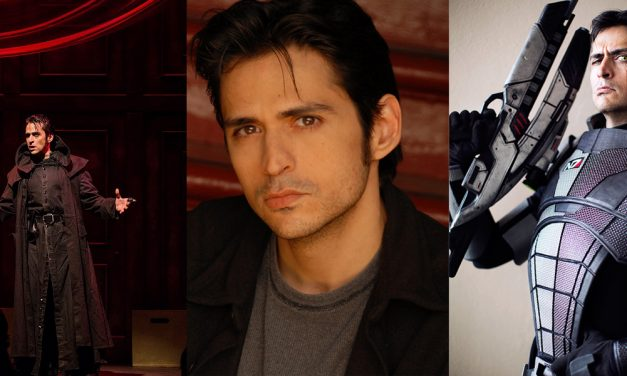 GGA Interview: The Incomparable Actor and Voice Actor MARK MEER