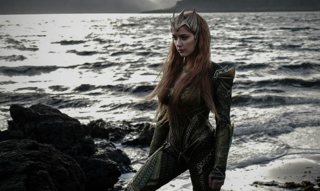 AQUAMAN'S Mera Is Her Own Woman