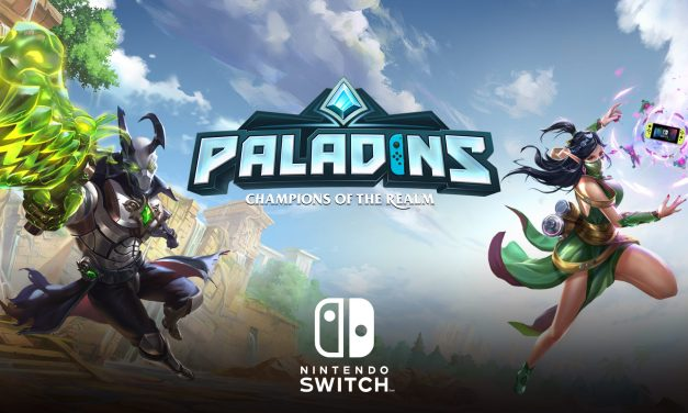 PALADINS Is Now Free-to-Play for Nintendo Switch
