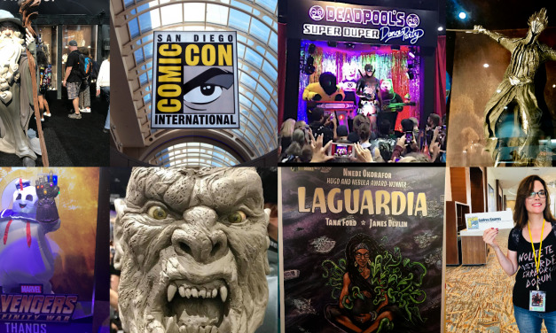SDCC 2018 – The Best of OVERHEARD AT COMIC-CON