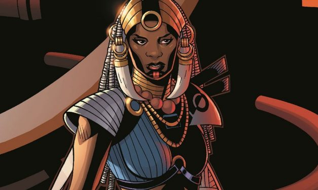 Shuri Is Getting Her Own Comic Run This Fall