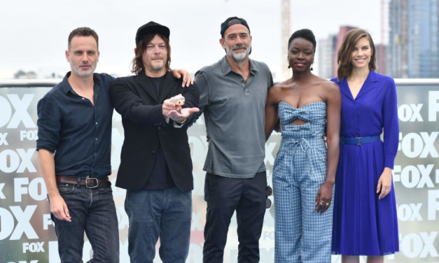 SDCC 2018: Time Jump and New Characters Highlight THE WALKING DEAD Panel