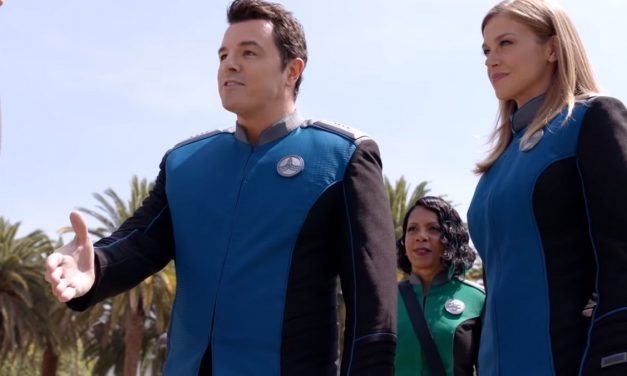 SDCC 2018: THE ORVILLE Season 2 Trailer Shows Us New Worlds, More Bortus