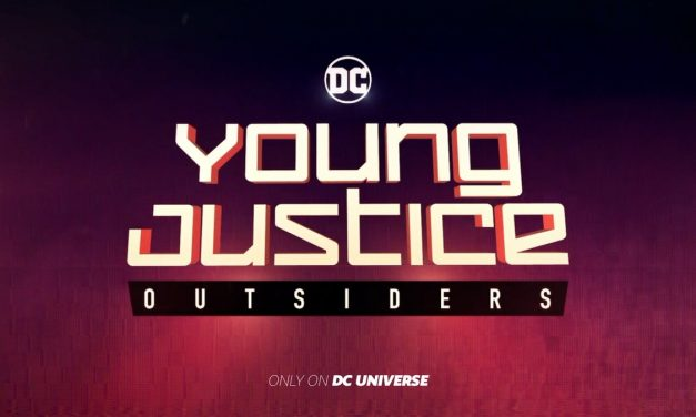 SDCC 2018: YOUNG JUSTICE: OUTSIDERS Reunites the Group