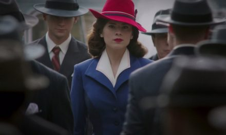 Geek Girl Authority Crush of the Week: PEGGY CARTER