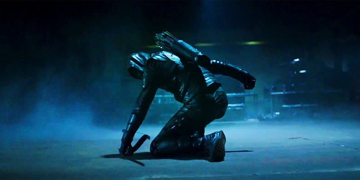 SDCC 2018: ARROW Season 7 Trailer Features New Vigilante
