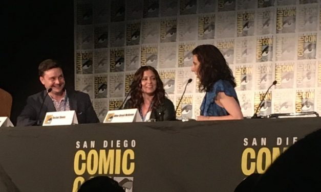 SDCC 2018: Creators of CRAZY EX-GIRLFRIEND Discuss the Final Season and Tease a New Theme Song
