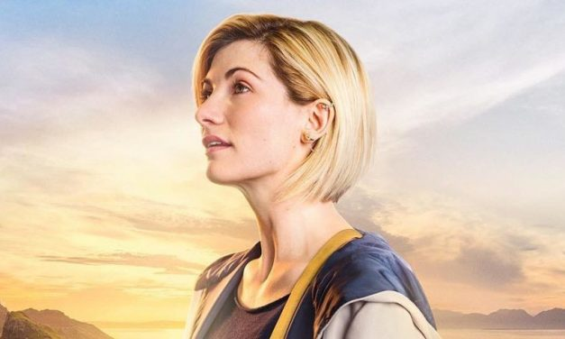 "DOCTOR WHO: Jodie Whittaker of 13th Doctor, ""The Big Theme Is Hope"""