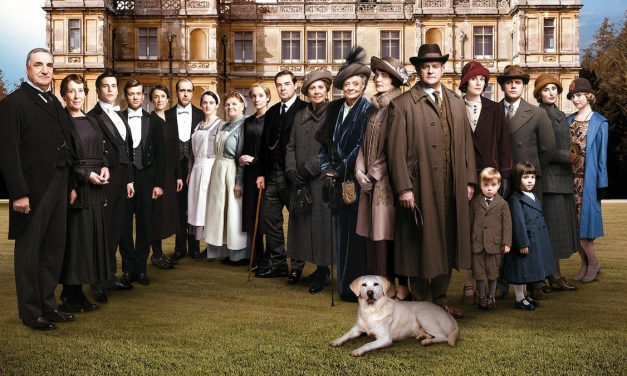 DOWNTON ABBEY Officially Coming to the Big Screen