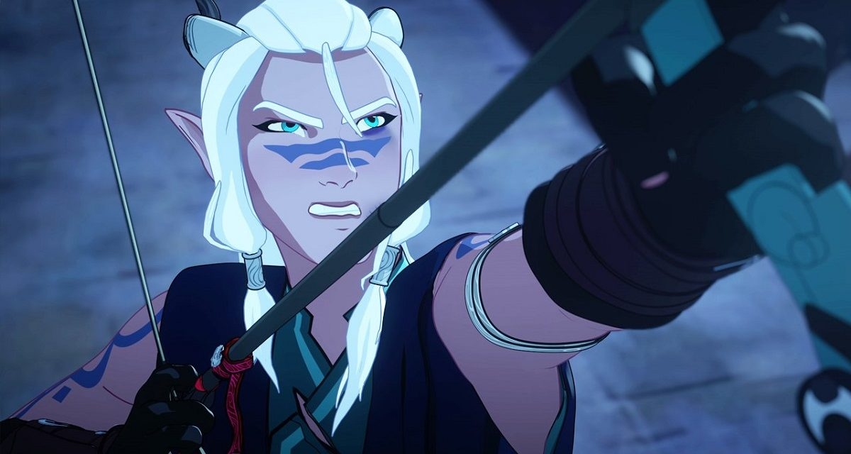 SDCC 2018: Netflix Presents the First Trailer for THE DRAGON PRINCE