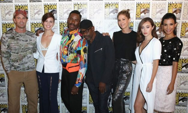 SDCC 2018: Casting News Highlights the FEAR THE WALKING DEAD Panel