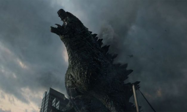 The King Calls In New Photo From GODZILLA: KING OF THE MONSTERS