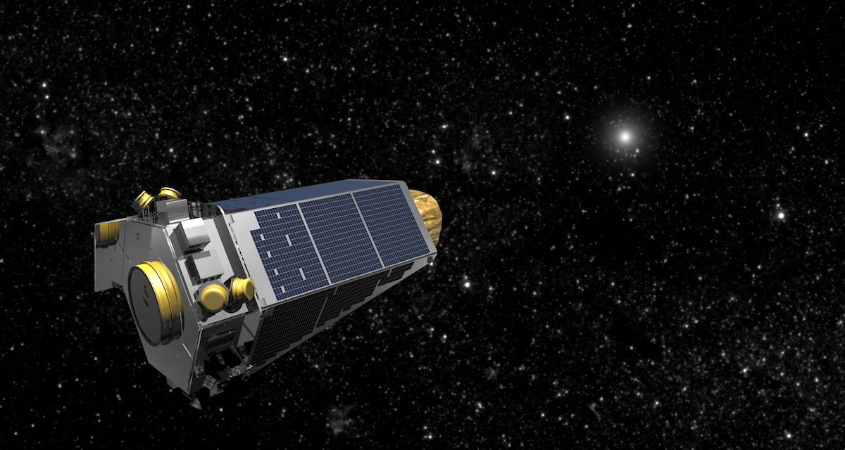 NASA Says Last Goodnight to Kepler Space Telescope
