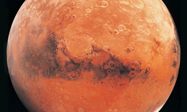 July Will Give Stellar Views of Mars