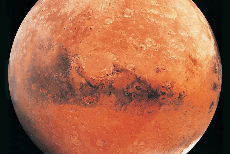 July Will Give Stellar Views of Mars