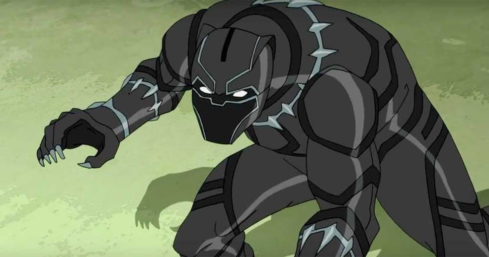 SDCC 2018: MARVEL ANIMATION Panel Brought Us News of a Black Panther Series, Avengers Mad Libs and More